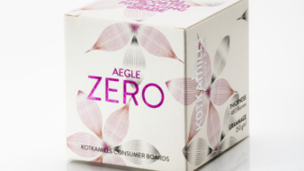 AEGLE Zero. The natural choice.​