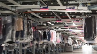KNAPP helps John Lewis add capacity through automation in Magna Park 2.