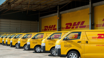 Clorox outsources supply chain to DHL.