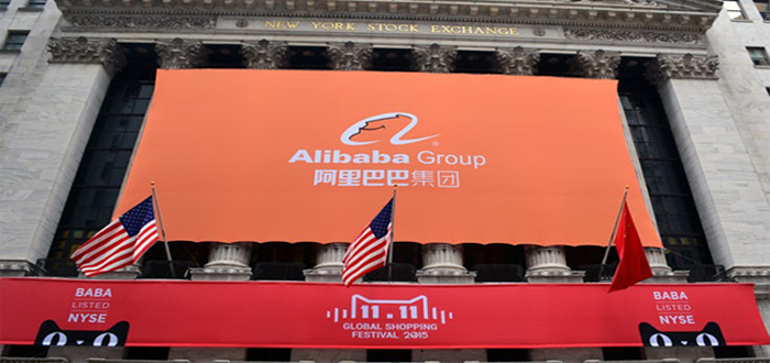 Alibaba's CMO on its ambitions to be the first global Chinese brand.