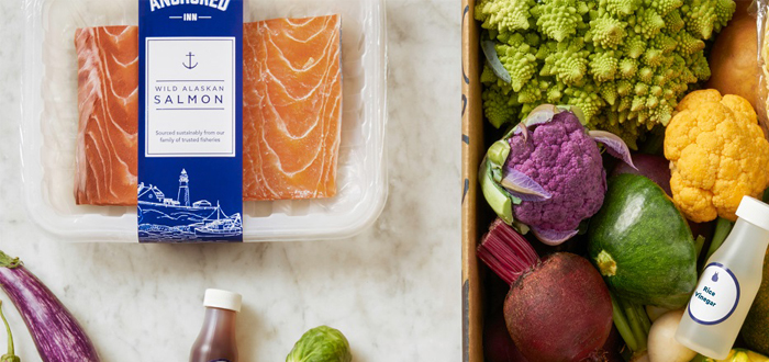 Blue Apron and the Subscription Retail Supply Chain.