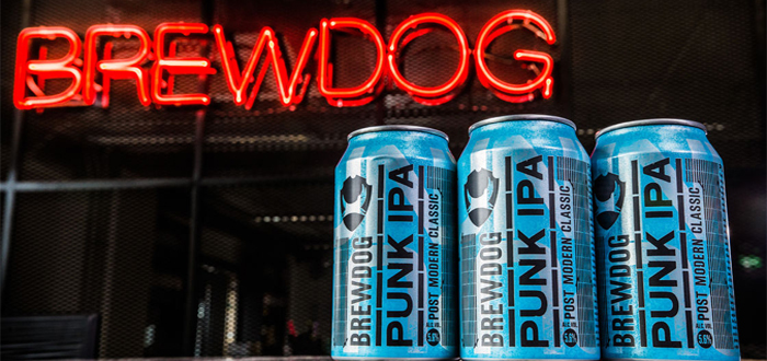 XPO Logistics Awarded Chilled Warehousing Contract for BrewDog Craft Beer.