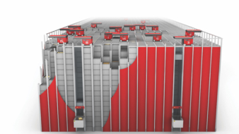 4murs optimizes order fulfilment with AutoStore® solution from Egemin.