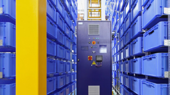 Harland Simon launches ASRS control upgrade solution.