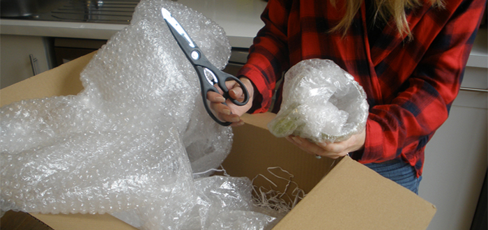 """""""Unboxing"""" study to help online retailers with their packaging performance."""