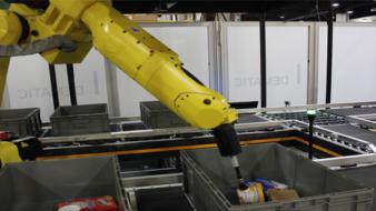 Robotics and the click-to-ship revolution.