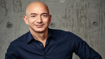 Jeff Bezos to be inducted into World´s Pantheon of Logistics.