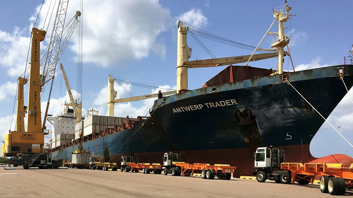 Del Monte helps Port Manatee container volume sets annual record – with two months to go.