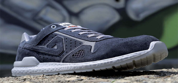 When Safety and Sports Shoes Meet.