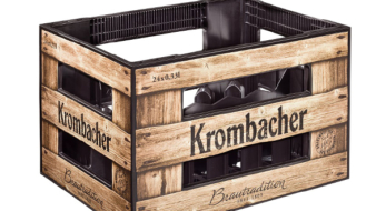 Style meets innovation with the Schoeller Allibert beer crates at DRINKTEC 2017.