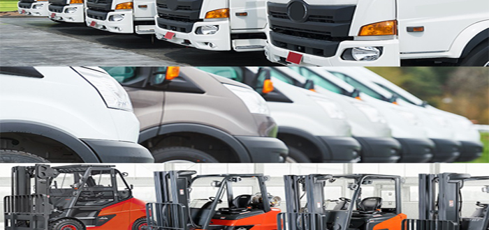 Dematic brings fleet management to enterprise asset management.