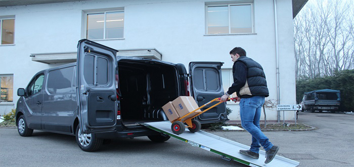 WM System Loading Ramps a low-cost, maintenance-free alternative to hydraulic liftgates.