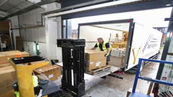 Maxoptra helps Ash Logistics automate furniture deliveries.