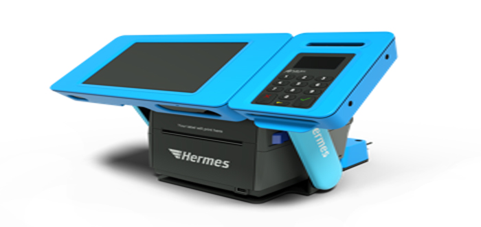 myHermes increases choice for SMES with 'pay and print in store' solution.