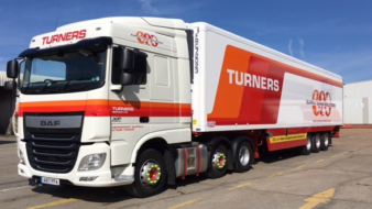 Significant fuel efficiency benefits leads to long-term deal with Turners.