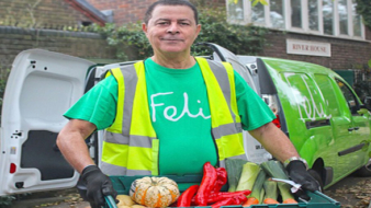 The Felix Project Turns to Maxoptra to Deliver Christmas Food to Vulnerable People.
