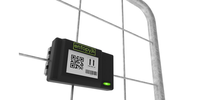 Entopy launches game changer for supply chain visibility and control.