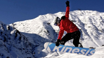 Kinesis Telematics Keeps Athlete Zoe Gillings-Brier On Track for Winter Olympic Success.