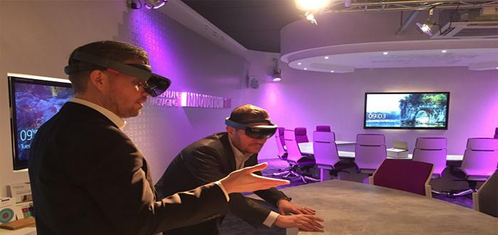 "Macfarlane Packaging creates ""Mixed Reality"" Packaging Experience at Innovation Lab."