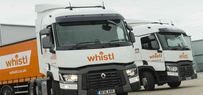 Whistl Fulfilment launches.