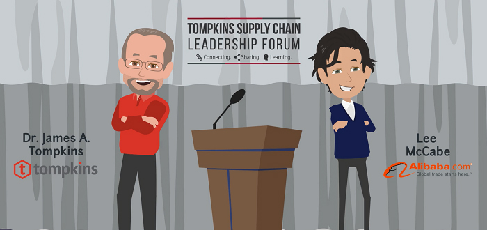 Tompkins International Annual Supply Chain Leadership Forum Keynote Speakers.