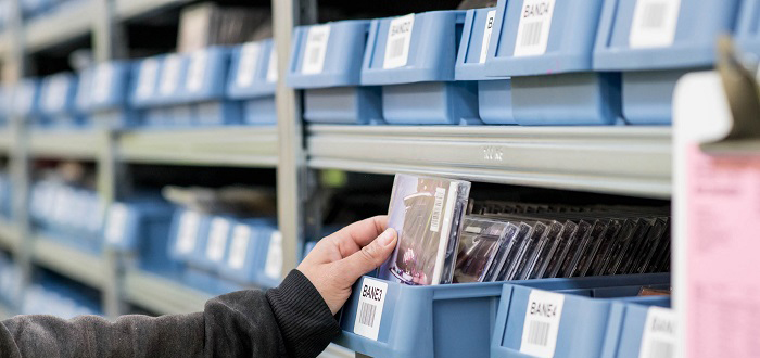 Simple storage advantage for maturing e-commerce fulfilment.
