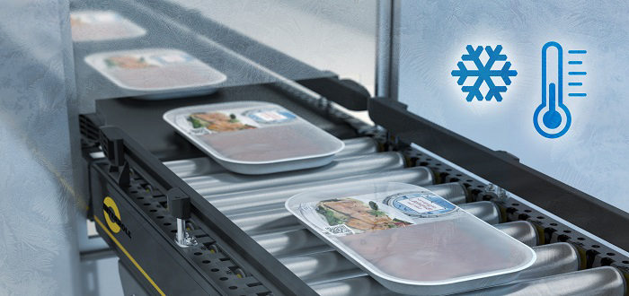 ANUGA FoodTec 2018: Interroll will debut its deep-freeze conveyor solution