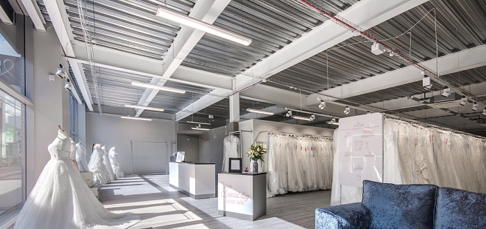 WED2B Revolutionise the wedding dress market with RFID implementation.