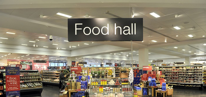 Marks and Spencer selects Zetes to transform food supply chain operations .