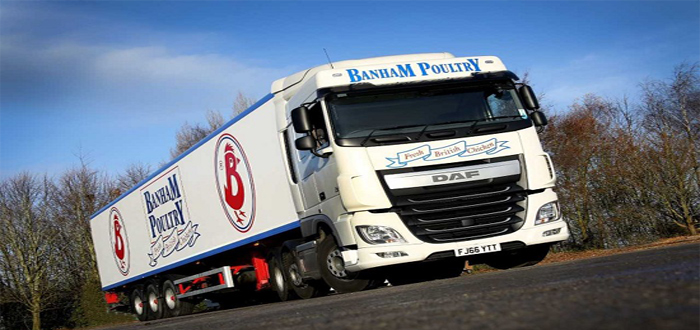 Banham Poultry selects Paragon's routing and scheduling software to optimise transport planning.