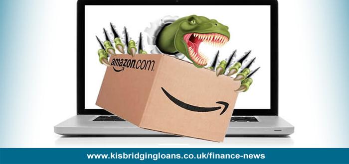 Is Amazon Killing our Retail Economy?