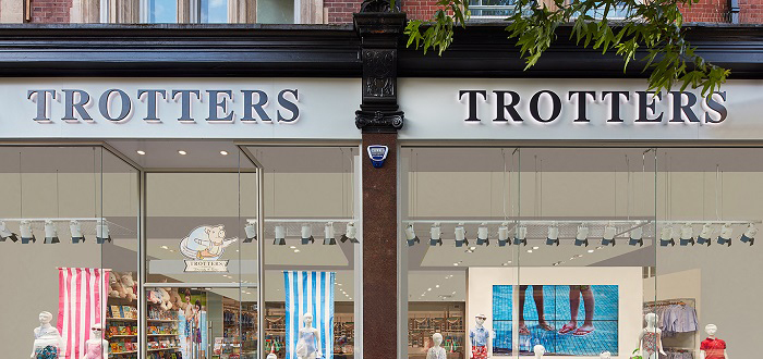 High quality children's fashion stores favoured by many famous clients, chooses Eurostop's connected EPOS and retail systems to manage business.