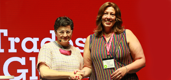 Maersk And SheTrades Sign A Memorandum Of Understanding To Connect Women Via A Global Network.