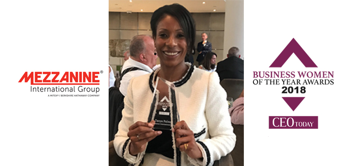 'Business Women Of The Year 2018'