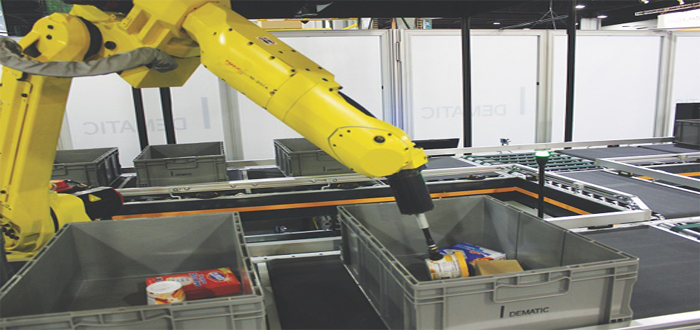 Drakes Supermarkets chooses Dematic's Robotic Picking System In Australian-first deployment .