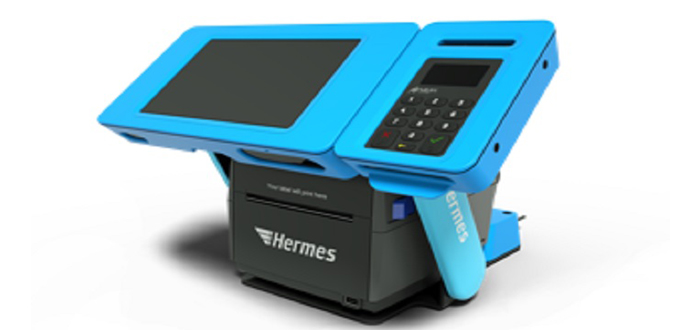 HERMES INTEGRATES PRINTER-LESS LABELLING WITH EBAY.