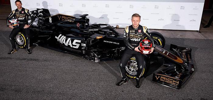 Walker working to help Formula One sponsor Rich Energy overtake other energy drink brands