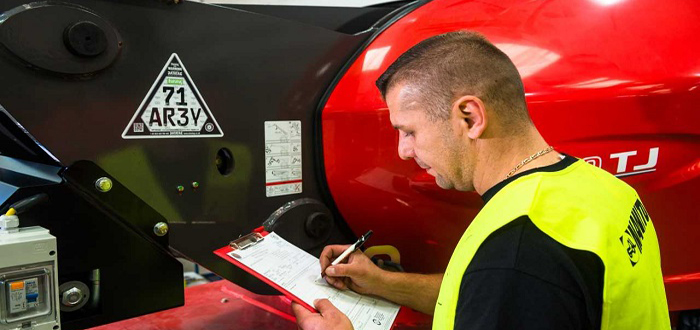 """CFTS: lift truck safety inspections """"need same clarity as HGVs"""""""