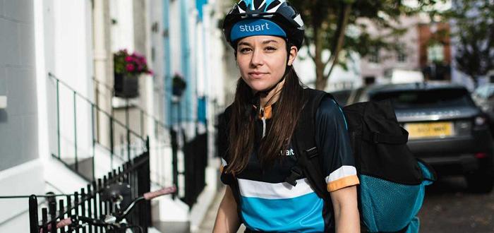 Bike Week: Stuart champions sustainable last-mile cyclists
