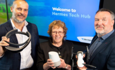 COUNCIL LEADER GETS A GLIMPSE OF THE FUTURE AT NEW TECH HUB