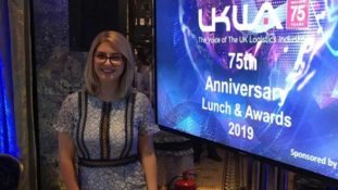 UKWA Awards Puts Alex-Mae Underwood in Top 4% of Young Logisticians