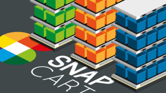 World first SnapCart showing at IMHX…