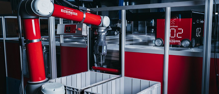 Element Logic launches robotic piece-picking solution at IMHX