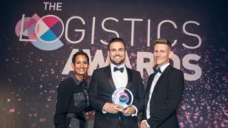 SEC Storage Wins Innovation Category at The Logistics Awards