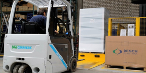 Desch Plantpak partners with UniCarriers and EnerSys to make its internal transport fleet more sustainable