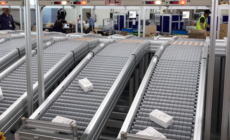 Avancon has solved the sorter problem for the Samsung shipping area.
