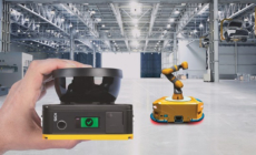SICK Conquers New Frontiers with World's Smallest Safety Laser Scanner