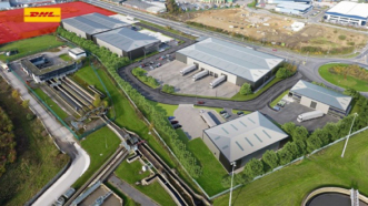 MAJOR NEW INDUSTRIAL SITE TOTALLY DELIVERS FOR FIRST TENANT