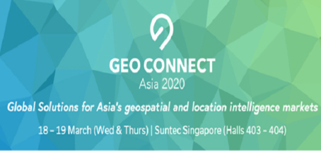 Industry support for South East Asia's inaugural geospatial show & conference builds momentum
