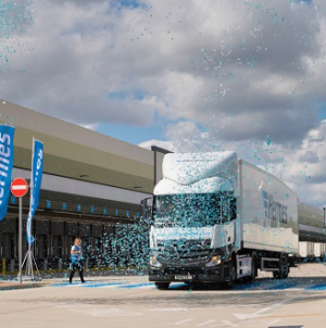 HERMES TO BUILD LARGEST DISTRIBUTION HUB IN EUROPE